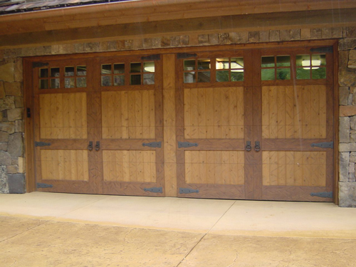 Garage Doors In Aspen Colorado Garage Door Repair For Genie