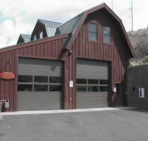 Woody Creek Fire Station